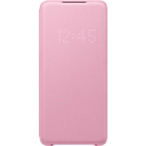 Samsung EF-NG988PP LED View cover pre Galaxy S20 Ultra, ružové