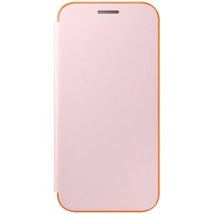 Samsung flipové púzdro EF-FA320PP pre Samsung Galaxy A3 (2017) Ružové