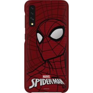 Samsung MARVEL zadný kryt GP-FGA505HIBRW pre A50, Spider-Man