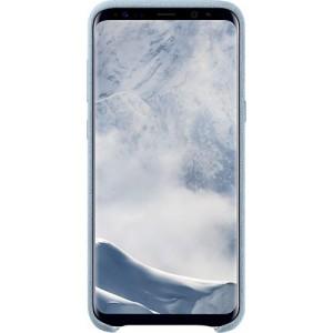 Samsung Alcantara púzdro EF-XG955AME pre Galaxy S8+ Mint