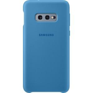 Samsung Silicone Cover EF-PG970TL pre Galaxy S10e, modrý