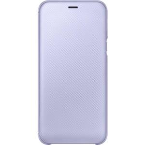 Samsung flipové púzdro EF-WA600CV pre Samsung Galaxy A6 Fialové