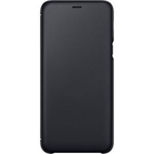 Samsung flipové púzdro EF-WA605CB pre Samsung Galaxy A6+ Čierne