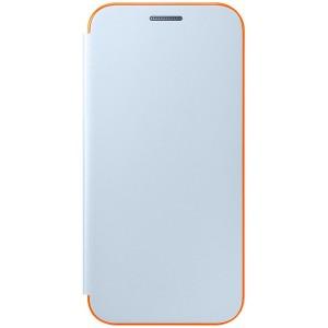 Samsung flipové púzdro EF-FA320PL pre Samsung Galaxy A3 (2017) Modrý