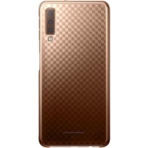 Samsung ochranne púzdro EF-AA750CF pre Galaxy A7 2018, zlaté