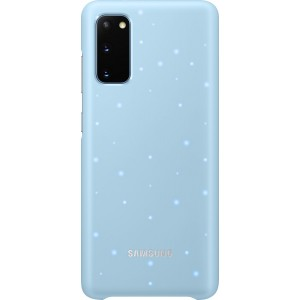 Samsung EF-KG980CL LED Cover pre Galaxy S20, modré