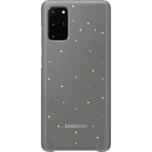 Samsung EF-KG985CJ LED Cover pre Galaxy S20+, šedé