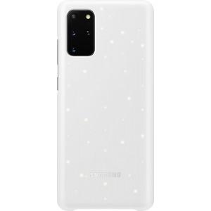 Samsung EF-KG985CW LED Cover pre Galaxy S20+, biele