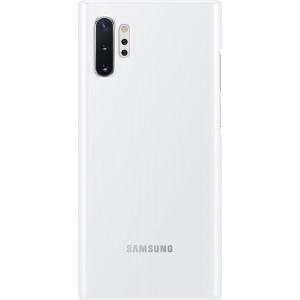Zadný kryt s LED diódami pre Galaxy Note10+, biely