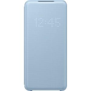 Samsung EF-NG980PL LED View cover pre Galaxy S20, modré