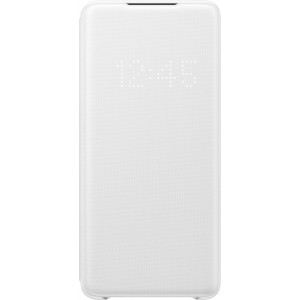 Samsung EF-NG985PW LED View cover pre Galaxy S20+, biele