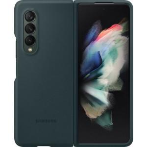 Samsung silikónový zadný kryt pre Z Fold3, zelený