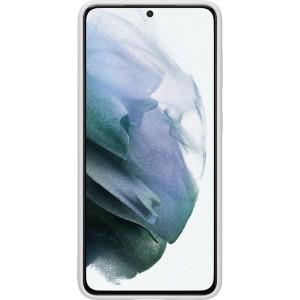 Samsung silikónový zadný kryt EF-PG991TJE pre S21, šedé