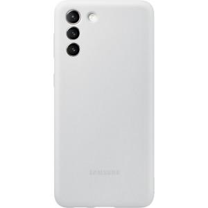 Samsung silikónový zadný kryt EF-PG996TJE pre S21+, šedé
