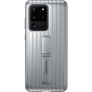 Samsung EF-RG988CS Protective Standing Cover pre Galaxy S20 Ultra, šedé