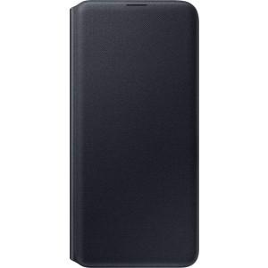 Samsung flipové púzdro EF-WA307PB pre Galaxy A30s, čierne
