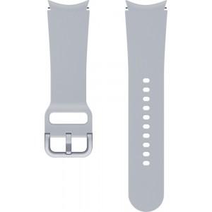 Samsung športový remienok (20 mm, veľkosť S/M) pre Watch4 40mm, šedý