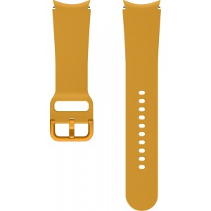 Samsung športový remienok (20 mm, veľkosť M/L) pre Watch4 44mm, horčicový