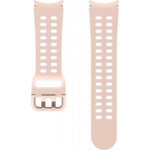 Samsung športový remienok Extreme (20 mm, veľkosť S/M) pre Watch4 40mm, ružový