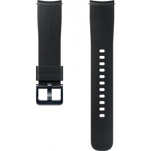 Silicone Band 20mm (Galaxy Watch), čierny