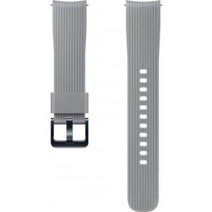 Silicone Band 20mm (Galaxy Watch), šedý