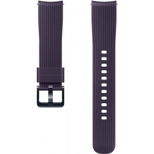 Silicone Band 20mm (Galaxy Watch), fialový