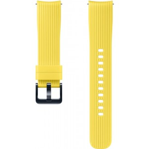 Silicone Band 20mm (Galaxy Watch), žltý