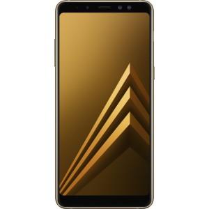 Samsung Galaxy A8 2018 Duos Zlatý - otvorené balenie