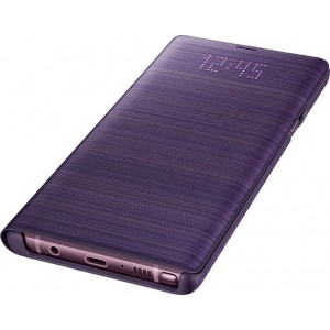 Samsung LED flipové púzdro EF-NN960PV pre Galaxy Note9 Lavender