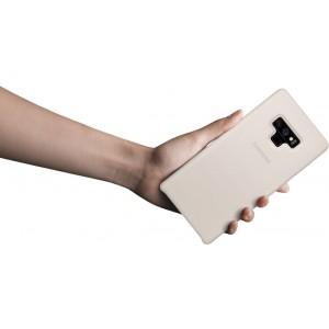 Samsung silikónové púzdro EF-PN960TW pre Galaxy Note9 Biele