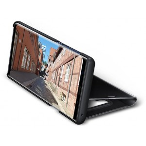 Samsung Clear View púzdro EF-ZN960CB pre Galaxy Note9 Čierne