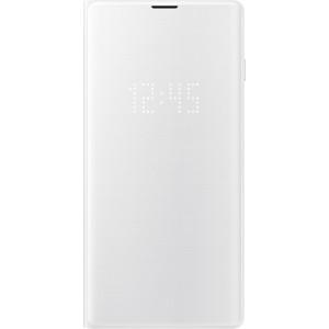 Samsung LED View púzdro EF-NG973PW pre Galaxy S10, biele