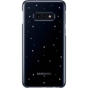 Samsung LED zadný kryt EF-KG970CB pre Galaxy S10e, čierne
