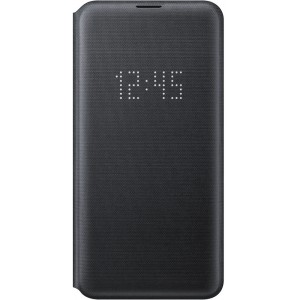 Samsung LED View púzdro EF-NG970PB pre Galaxy S10e, čierne