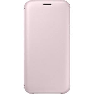 Samsung flipové púzdro EF-WJ530CF pre Galaxy J5 2017, Ružová