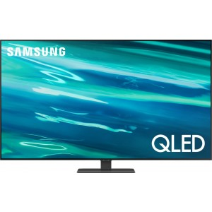 """55"""" QLED 4K TV QE55Q80A Séria Q80A (2021)"""