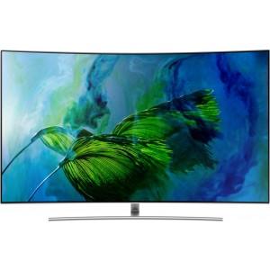 "65"" QLED UHD Zakrivená SmartTV QE65Q8CAMTXXH Séria 8"