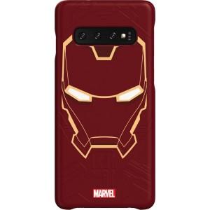 Samsung MARVEL zadný kryt GP-G973HIFGKWB pre S10, Iron Man