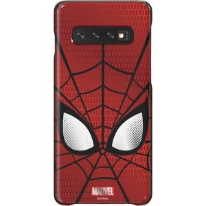 Samsung MARVEL zadný kryt GP-G973HIFGKWD pre S10, Spider-Man