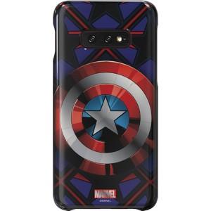 Samsung MARVEL zadný kryt GP-G970HIFGHWC pre S10e, Captain America