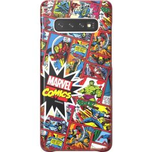 Samsung MARVEL zadný kryt GP-G975HIFGHWH pre S10+, Marvel Comics