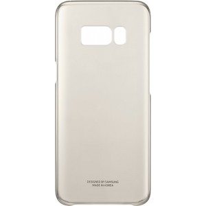 Samsung Clear púzdro EF-QG950CF pre Galaxy S8 Gold
