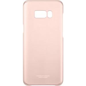 Samsung Clear púzdro EF-QG955CP pre Galaxy S8+ Pink