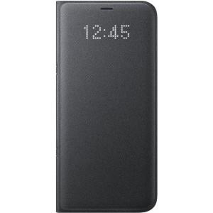 Samsung LED flipové púzdro EF-NG955PB pre Galaxy S8+, Black