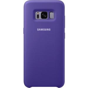 Samsung silikónové púzdro EF-PG950TV pre Galaxy S8 Violet