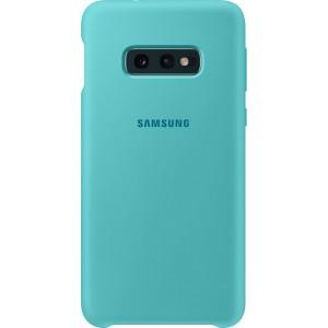 Samsung Silicone Cover EF-PG970TG pre Galaxy S10e, zelený