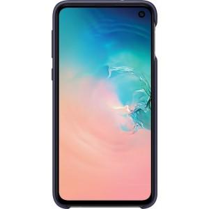 Samsung Silicone Cover EF-PG970TN pre Galaxy S10e, tmavomodrý