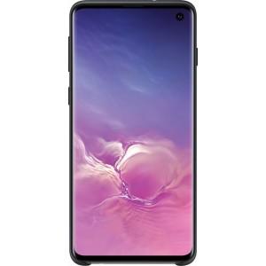 Samsung Silicone Cover EF-PG973TB pre Galaxy S10, čierne