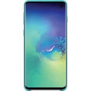 Samsung Silicone Cover EF-PG973TG pre Galaxy S10, zelené