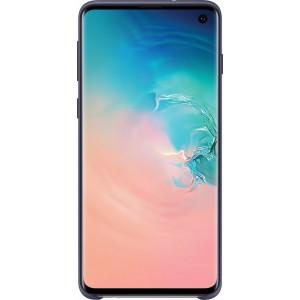 Samsung Silicone Cover EF-PG973TN pre Galaxy S10, tmavomodrá